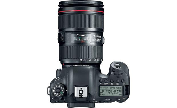 Canon EOS 6D Mark II L-series Zoom Lens Kit Top