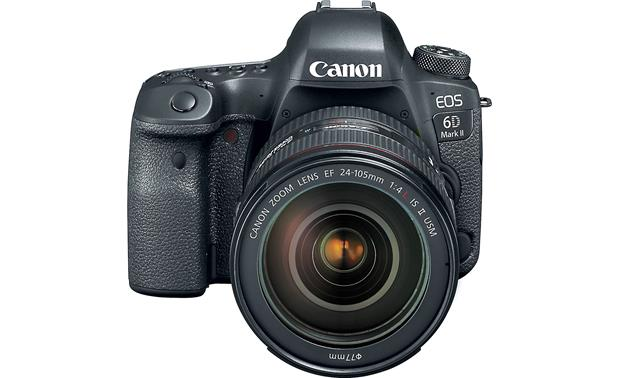 Canon EOS 6D Mark II L-series Zoom Lens Kit Top view