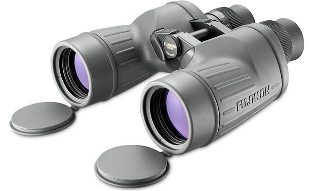 Fujinon POLARIS™ FMTR-SX 7 x 50 Binoculars Built-in objective lens caps means they won't get misplaced