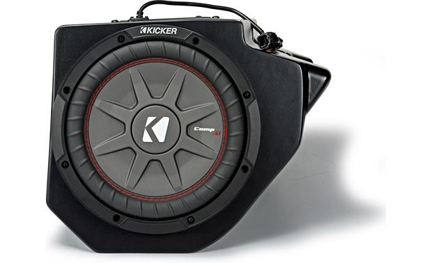 Kicker/SSV Works 44PRZ33 3-speaker System 10