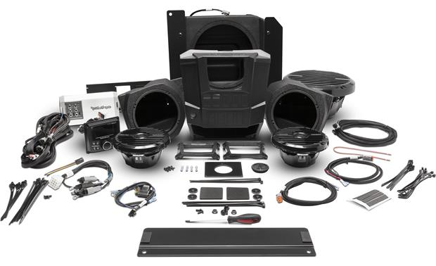 Rockford Fosgate RNGR-STAGE3 Front