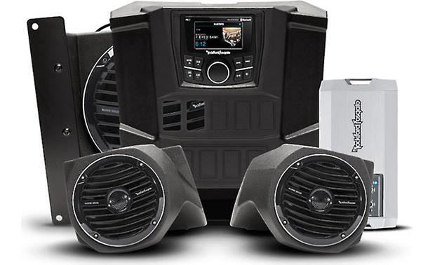 Rockford Fosgate RNGR-STAGE3 Other