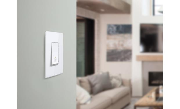 TP-Link HS200 Smart Switch A direct replacement for your not-so-smart switches
