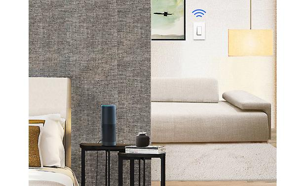 TP-Link HS200 Smart Switch Control your switch with Amazon Echo (not included)