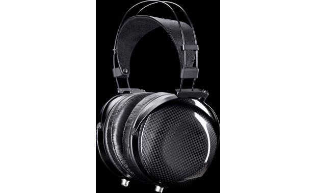 Dan Clark Audio (MrSpeakers) ETHER C Flow Leather-lined earpads and flexible NiTinol