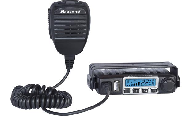 Midland MicroMobile® MXT115 15-watt GMRS base radio