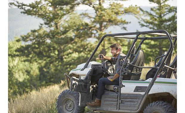 Midland MicroMobile® MXT115 Great for your UTV