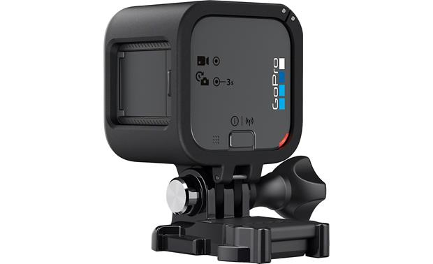 GoPro HERO5 Session Compatible with optional GoPro mounts