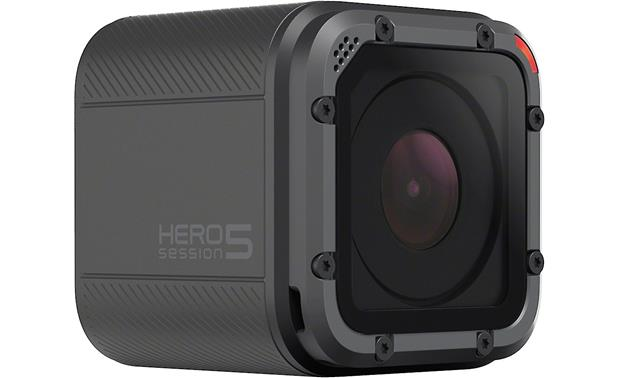 GoPro HERO5 Session Shown without included mount
