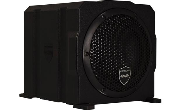 Wet Sounds STEALTH AS-8 Compact and powerful