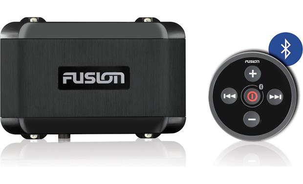 Fusion MS-BB100V2 Marine Black Box Receiver black box and remote