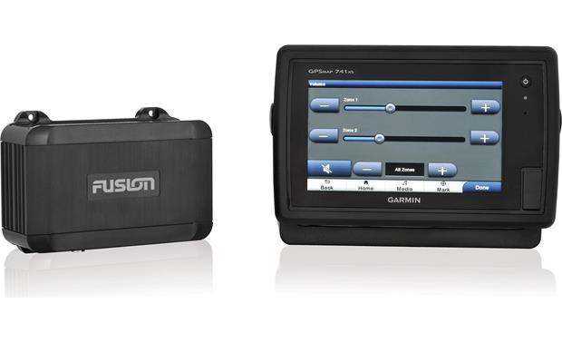 Fusion MS-BB100V2 Marine Black Box Receiver Made for marine use