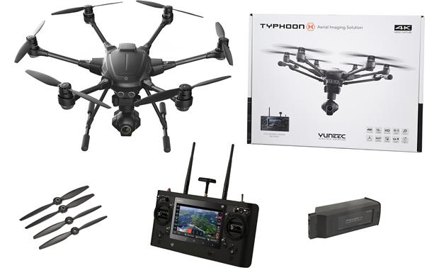 Yuneec Typhoon H Bundle Front