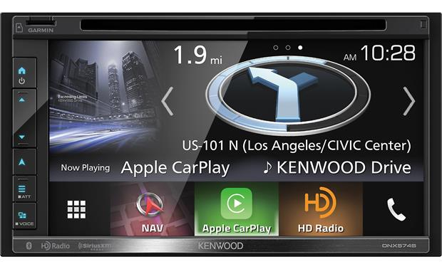 KENWOOD DNX691HD Multimedia Receiver Download Drivers