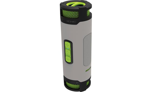Scosche boomBOTTLE®+ Tech Sport Gray