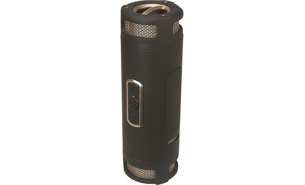 Scosche boomBOTTLE®+ Black/Gold