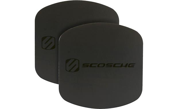 Scosche MagicMount™ MagicPlate XL mounting plates (pair)