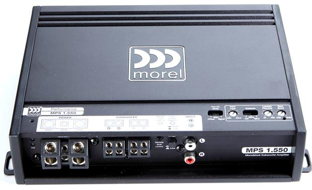 Morel MPS 1.550 Other
