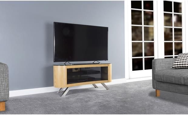AVF Affinity Bay 1150 Oak (Tv not included)