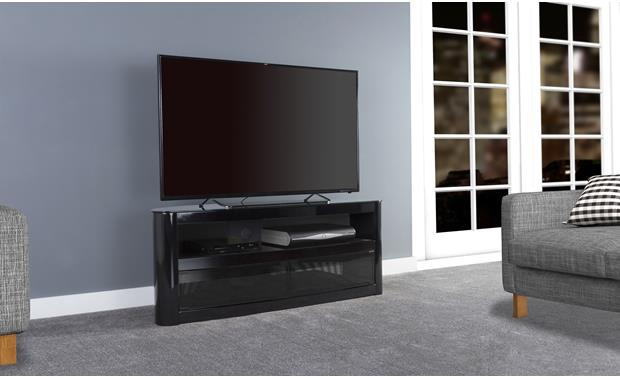AVF Affinity Plus Burghley 1250 Black (TV not included)
