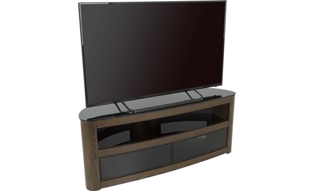 AVF Affinity Plus Burghley 1250 Walnut (TV not included)