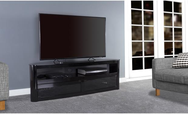 AVF Affinity Plus Burghley 1500 Black (TV and components not included)