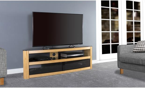 AVF Affinity Plus Burghley 1500 Oak (TV and components not included)