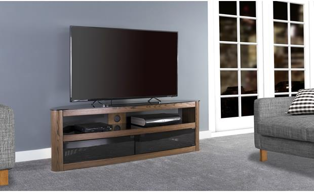 AVF Affinity Plus Burghley 1500 Walnut (TV and components not included)