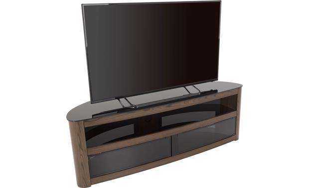 AVF Affinity Plus Burghley 1500 Walnut (TV not included)