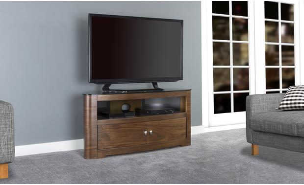 AVF Affinity Plus Blenheim 1100 Walnut (TV and components not included)