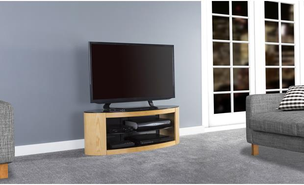 AVF Affinity Plus Buckingham 1100 Oak (TV and components not included)