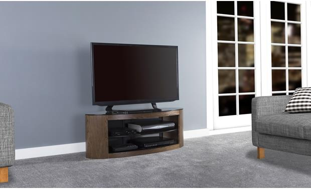 AVF Affinity Plus Buckingham 1100 Walnut (TV and components not included)