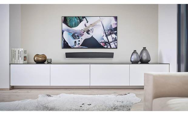 Denon HEOS Bar Clean looks and big sound