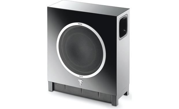 Focal Sub Air Sub Air wireless powered sub is wall-mountable