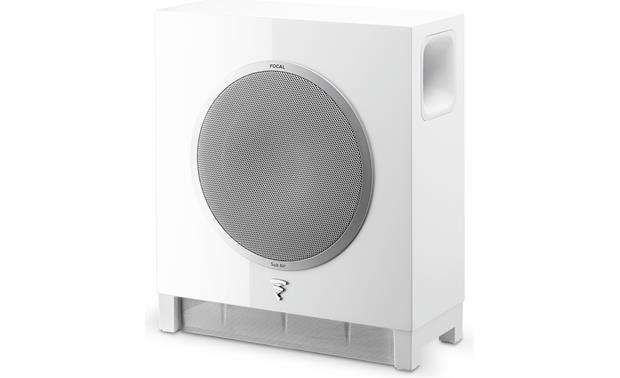 Focal Dôme Flax Pack 5.1 The Sub Air wireless subwoofer is wall-mountable