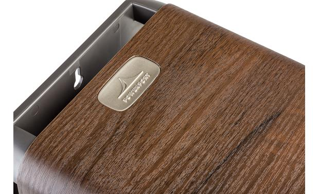Polk Audio Signature S15 Power port on back side of speaker, for deep bass impact