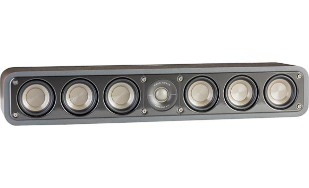 Customer Reviews Polk Audio Signature S35 Classic Brown Walnut Center Channel Multi Purpose Home Theater Speaker At Crutchfield