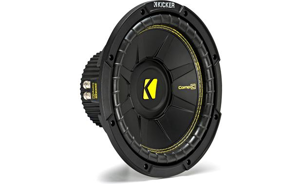 Kicker 44CWCD104 Front