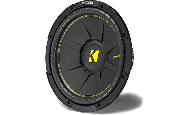 Kicker 44CWCD124 Front