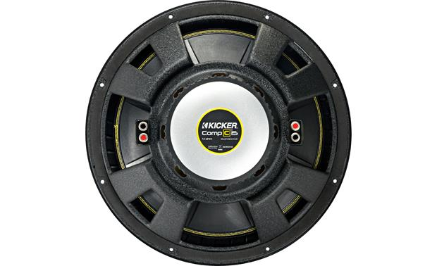 Kicker CompC 44CWCD154 Back