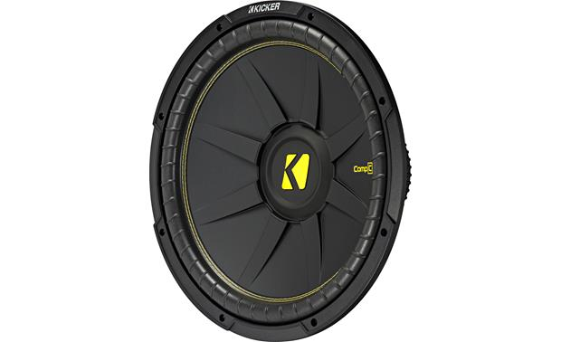 Kicker CompC 44CWCD154 Front