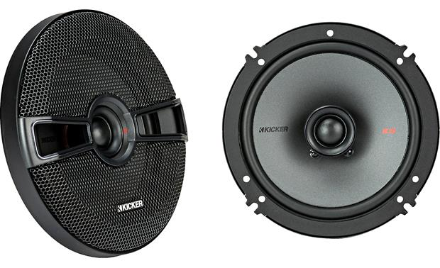 Kicker 44KSC6504 If you're looking for a smooth sound, Kicker's KS Series delivers.