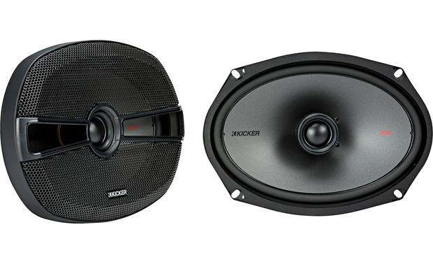 Kicker 44KSC6904 If you're looking for a smooth sound, Kicker's KS Series delivers.