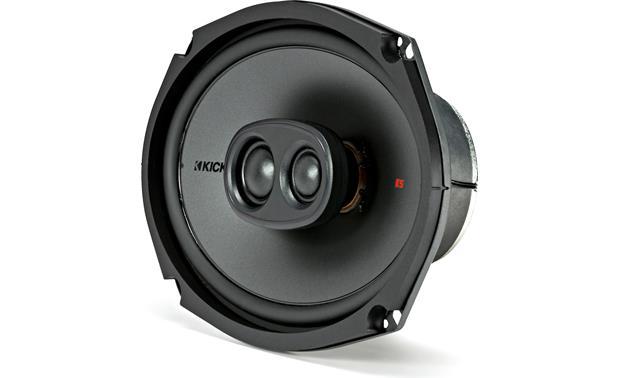 Two Pairs of Kicker 6x9 Inch 3-Way KS-Series Speakers 44KSC69304 Kicker Speaker Bundle