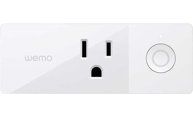 Belkin Wemo® Mini Smart Plug Front