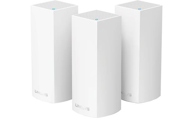 Linksys Velop Tri-band Wi-Fi® System Front