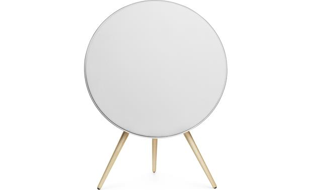 Bang & Olufsen Beoplay A9 White with Maple Legs