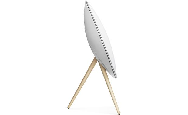 Bang & Olufsen Beoplay A9 White with Maple Legs - profile