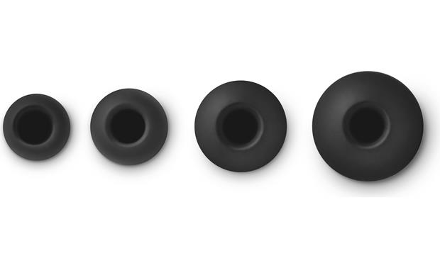 Bang & Olufsen H3 (2nd generation) Four sizes of soft, rubber ear tips
