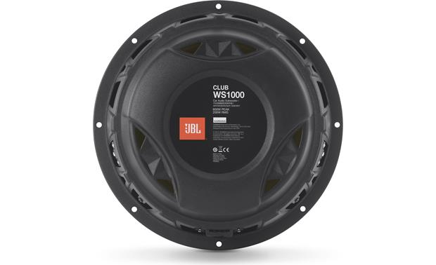 JBL Club WS1000 Back